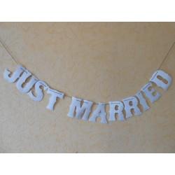 just married argenté
