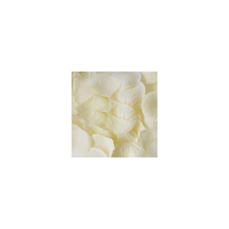 acheter 100 p tales de rose artificielle ivoire sur hello pompon. Black Bedroom Furniture Sets. Home Design Ideas