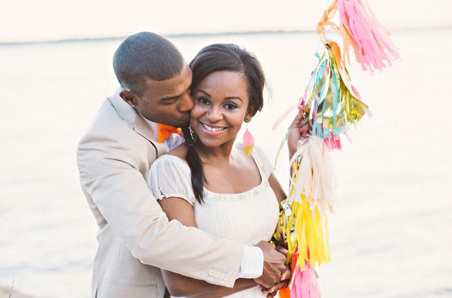 ballon tassel mariage
