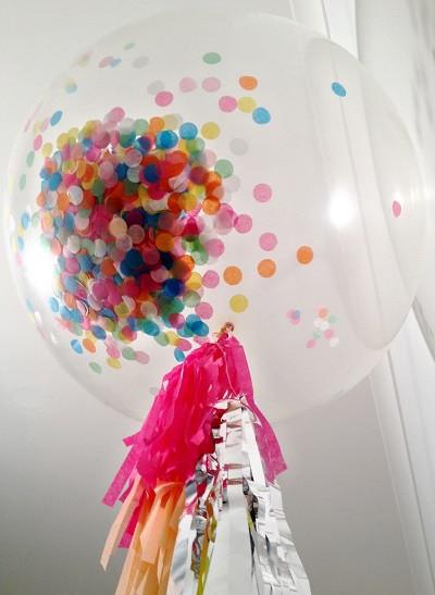 ballon tassel