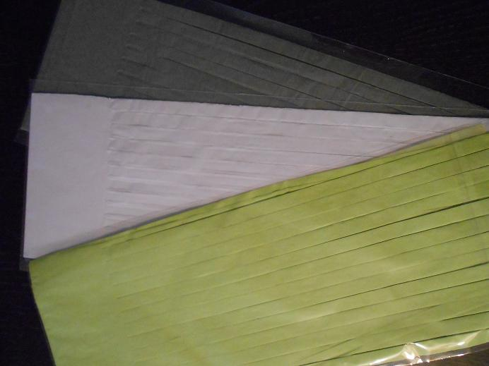 tassel anis blanc gris
