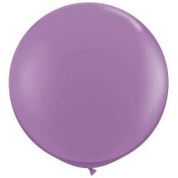 ballon géant violet taille 90 cm