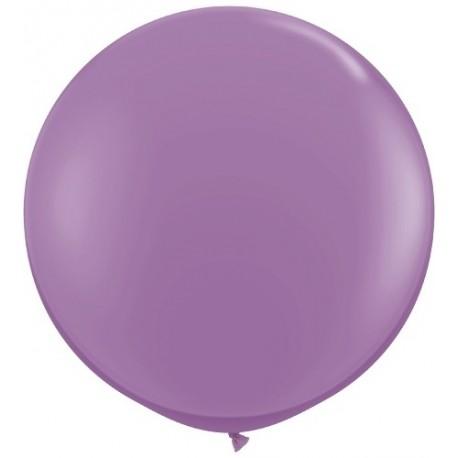 Grand ballon violet 50 cm