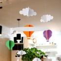 Mobile 3 montgolfières