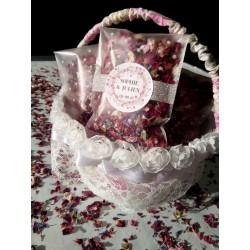 Confetti fleurs séchées modèle Paillette