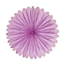 Rosace violet pale 25 cm
