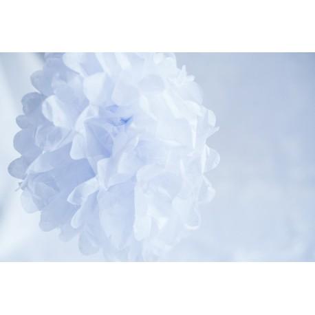 petit pompon blanc